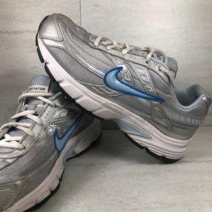Nike Initiator Women SZ 7.5 Walk Run Comfort Shoes